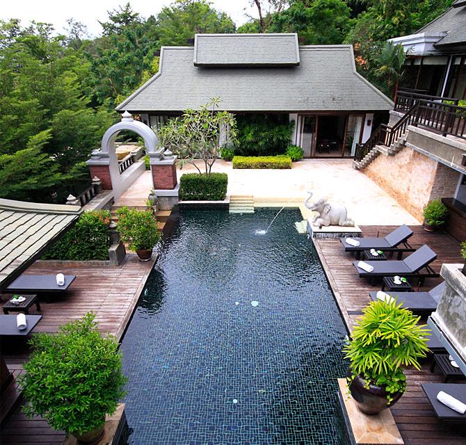 Pool Villa Resorts In Phuket Villa Zolitude Resort Spa